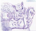 kung_fu_panda master_tigress tagme tai_lung