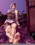aqua_(kingdom_hearts) barefoot feet kingdom_hearts kingdom_hearts_birth_by_sleep scamwich scamwich_(artist) soles toes