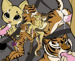 anus cum cute feline female furry katia_managan khajiit koh kung_fu_panda male master_tigress oral oral_sex penetration penis prequel pussy sex sex_toy the_elder_scrolls tiger vaginal vaginal_penetration video_games