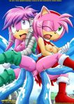 ahegao amy_rose anal chaos julie-su mobius_unleashed rape sega sonic_(series) sonic_team vaginal
