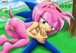 amy_rose fellatio mobius_unleashed oral sega sonic sonic_team sonic_the_hedgehog tagme