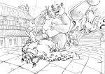 anal_penetration furryrevolution furryrevolution_(artist) gay kung_fu_panda po tai_lung