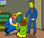 edna_krabappel famous-toons-facial tagme the_simpsons