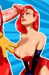 breasts disney gloves hazaradini_artist jessica_rabbit nipples penis roger_rabbit tagme who_framed_roger_rabbit
