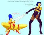 luann_van_houten marge_simpson tagme the_simpsons yellow_skin