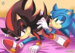 69 erection fellatio gay green_eyes hedgehog licking male oral oral_sex penis rear_deliveries reardeliveries red_eyes sega sex shadow_the_hedgehog shoes sonic sonic_(series) sonic_team sonic_the_hedgehog testicles tongue yaoi