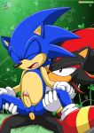 anal anal_sex gay rear_deliveries reardeliveries sega sex shadow_the_hedgehog sonic sonic_team sonic_the_hedgehog yaoi
