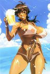 breasts futanari hardcore hentai penis tan_line tanned witchblade