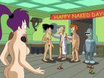 amy_wong breasts fry futurama nude pussy turanga_leela