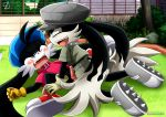 2boys bbmbbf furry klonoa klonoa_(series) palcomix rear_deliveries tagme