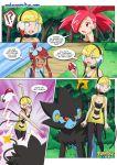comic elesa flannery pokemon pokepornlive skyla tagme truth_or_dare