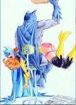 batgirl batman dc spank spanked spanking