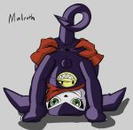 anus digimon yaoi impmon malroth purple_skin