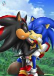 anal cum cum_in_ass gay gay_love hand_on_ass hugging love rear_deliveries reardeliveries sex shadow_the_hedgehog sonic sonic_team sonic_the_hedgehog wince yaoi