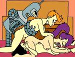 69 amy_wong bender_bending_rodriguez bisexual futurama hugging nude orgy philip_j._fry pussylicking tagme turanga_leela