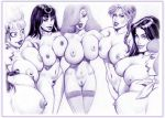 annie_fanny boobies bosom_buddies crossover daphne_blake dc_comics disney hooters horny_women jessica_rabbit julius_zimmerman_(artist) lara_croft liberty_meadows lipstick little_annie_fanny monochrome nipples pussy scooby-doo sexy stockings tomb_raider vampirella who_framed_roger_rabbit wonder_woman zimmerman