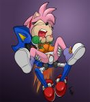 artist_request bdsm bondage boots bound breasts clothed_sex erect_nipples forced furry machine metal_sonic nipples no_humans oldschool penis pussy pussy_juice rape robot sega sex skirt sonic_(series) sonic_cd sonic_team sonic_the_hedgehog spread_legs the_other_half torn_clothes vaginal