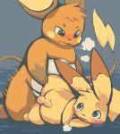 mek nintendo pikachu pokemon raichu
