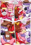 amy's_secret amy_rose fiona_fox lesbian mobius_unleashed nic_the_weasel panties pussy sega sex sonic sonic_(series) sonic_team text