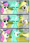 bonbon comic derpy_hooves friendship_is_magic lyra my_little_pony pyruvate the_usual