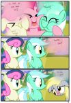 bonbon comic derpy_hooves friendship_is_magic lyra my_little_pony pinkie_pie pyruvate the_usual