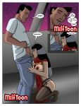 comic incest milf milftoon mother_and_son sex uncensored