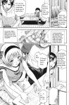brother_and_sister comic in_sisters_panties incest monochrome sex