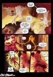 clubstripes comic furry gunmouth_(artist) sex what_goes_around...