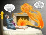 disney enchantedhentai.com esmeralda fire gypsy judge_claude_frollo tagme text the_hunchback_of_notre_dame