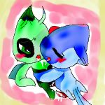 azelf celebi pokemon tagme