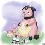 milk miltank pokemon skitty udder