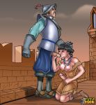 castle disney futa-toon futanari guard nakoma necklace pocahontas tagme