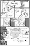 comic dexter dexter's_laboratory dexter's_mom incest