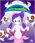 big_breasts breasts ghost ghost_girl heart king_boom_boo monster_girl night_of_the_werehog nipples pussy raa_(sonic) sega smile sonic_(series) sonic_unleashed tearing_clothes torn_clothes
