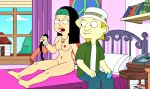 american_dad hayley_smith jeff_fischer mole tagme