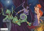 angela corset disney gargoyles ophelia princess_katharine tagme vp