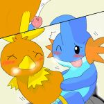 mudkip pokemon tagme torchic