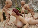 3d breasts fellatio nude one_girl