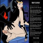 31indm4ster batman batman_beyond big_barda black_hair blue_eyes cheating colored comic comix dc dcau from_behind looking_over_shoulder mark open_mouth sex terry_mcginnis