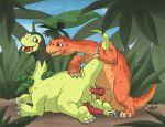animated_gif bayleef gay land_before_time littlefoot washa_(artist)