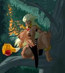 big_breasts disney jungle lordstevie lordstevie_(artist) queen_la tarzan