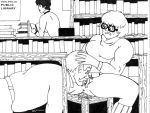 doc_icenogle eat_pussy library man oral public pussy riped_panties scooby-doo velma_dinkley