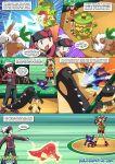 brendan comic ludicolo mawile may plusle pokemon pokemon_rse pokepornlive sableye secret_bases shiftry tagme