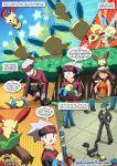 archie brendan comic may mightyena minun plusle pokemon pokemon_rse pokepornlive secret_bases tagme team_aqua