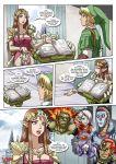 character_request comic gannondorf ghirahim link nintendo palcomix princess_zelda tagme the_legend_of_zelda twilight_aftermath zelda