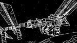 2015 docking earth esa frakkafukkenfractalz hetero htv5 international_space_station jaxa nasa no_humans sex size_difference space space_probe spacecraft