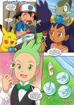 ash_ketchum axew cilan comic iris iris_(pokemon) pikachu pokemon pokepornlive tagme wetdreams2