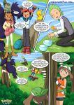 ash_ketchum axew cilan comic iris iris_(pokemon) may pikachu pokemon pokepornlive tagme wetdreams2