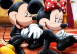 ass barefoot disney feet fur34 fur_34 mickey_mouse minnie_mouse nude pussy tagme
