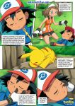 ash_ketchum comic may pikachu pokemon pokepornlive tagme wetdreams2